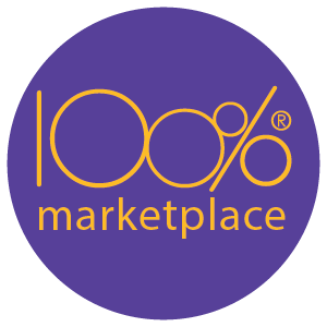 100% Marketplace